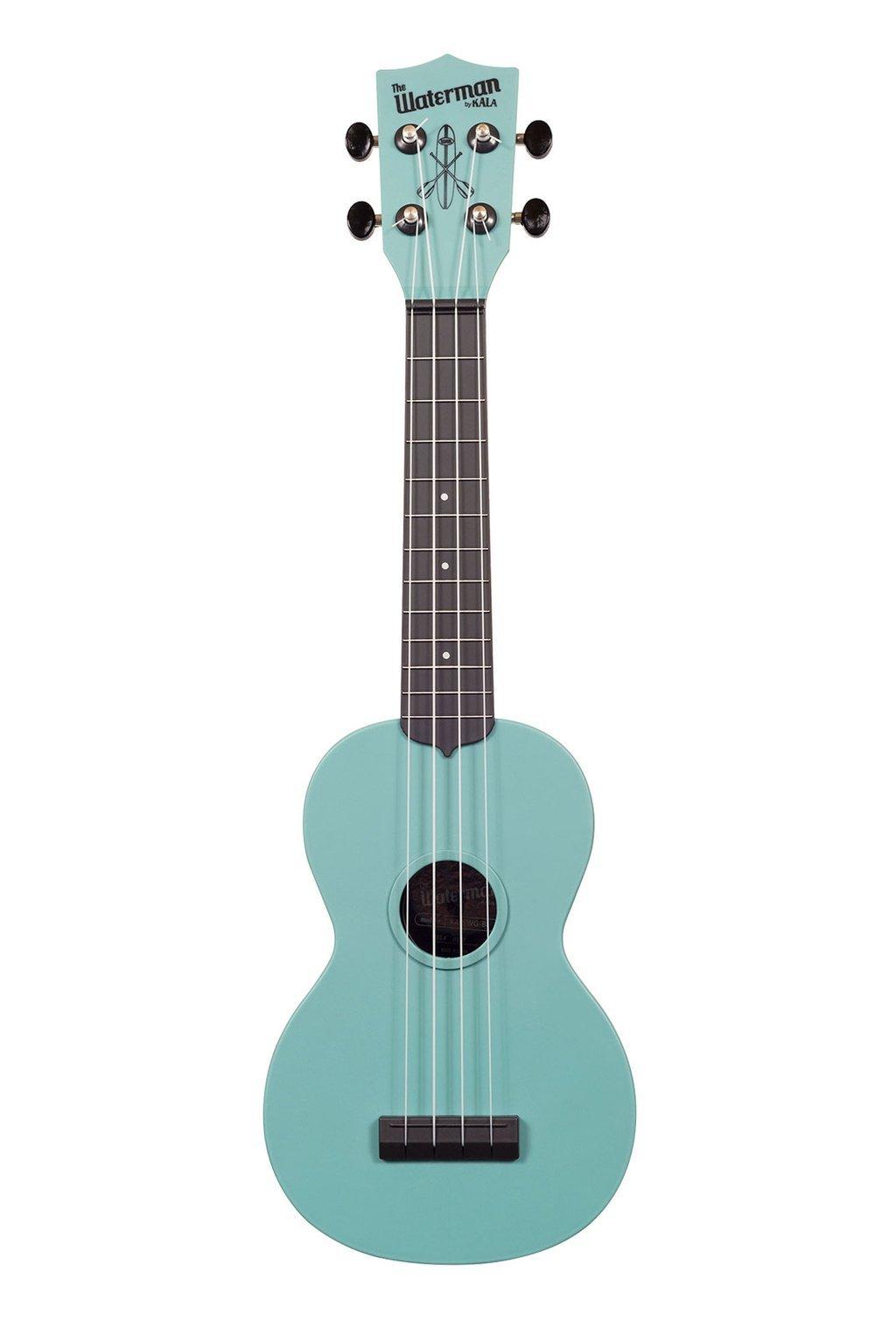 Waterman GITD Blue Soprano Ukul