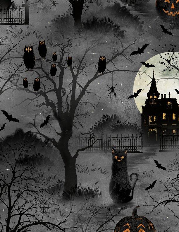 Frightful Nights Scene