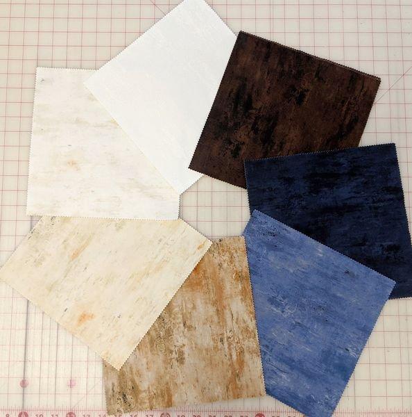 Wild West, Vintage Texture--10' Squares