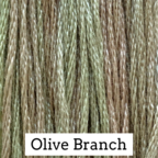 Classic Colorworks Cotton Floss Olive Branch