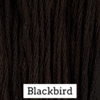 Classic Colorworks Cotton Floss Blackbird
