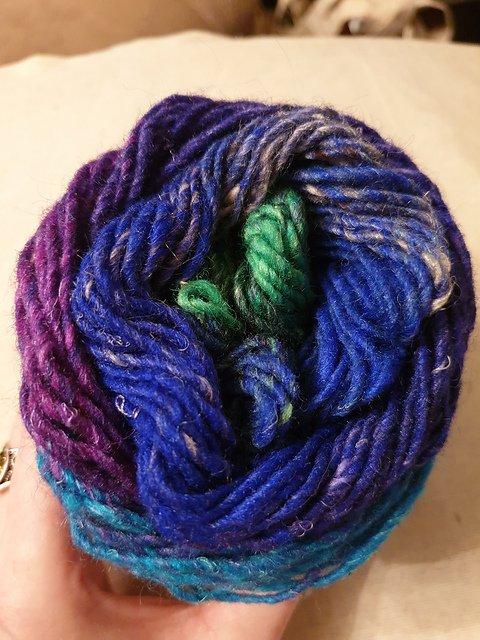 Noro Silk Garden Yarn - #8 Kanazawa