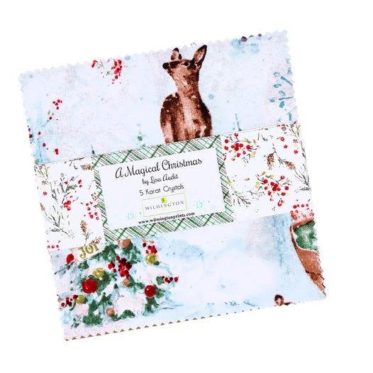 A Magical Christmas 5 precut pack