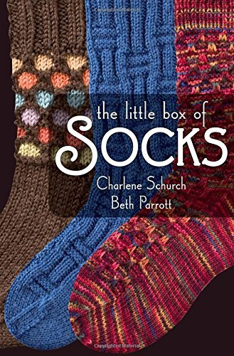 The Little Box of Socks (pattern book) by Schurch and Parrott