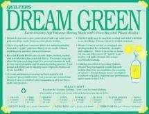 Quilters Dream Green-King