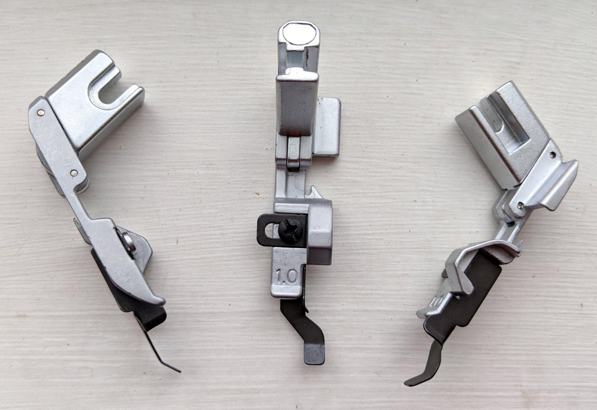 Serger Foot - Blind Hem 1.0mm Screw-on - generic