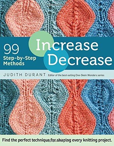 Increase, Decrease: 99 Step-by-Step Methods
