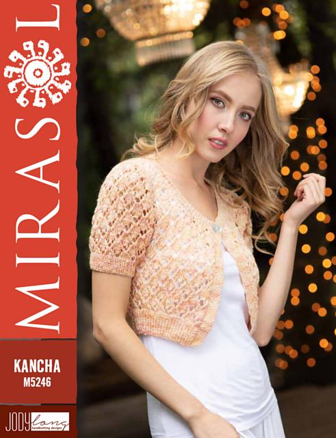 Mirasol Kancha Pattern #M5246 Lena Bolero
