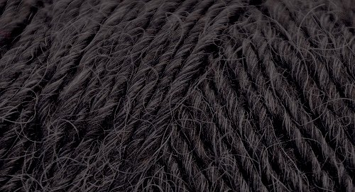 Brown Sheep Lamb's Pride Yarn - Deep Charcoal M06