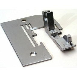 Serger Foot and Plate - Narrow and Roll hem