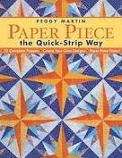 Paper Piecing the Quick Strip Way