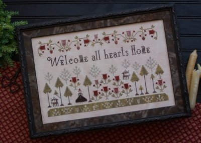 Welcome All Hearts Home