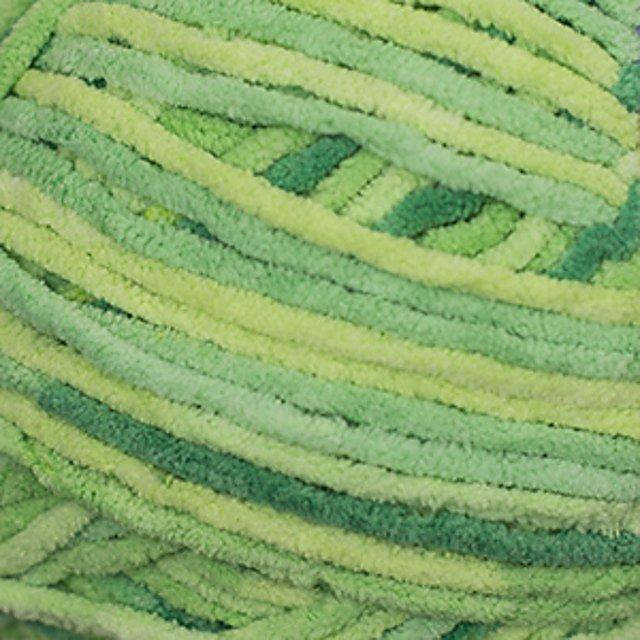Cascade Pluff Yarn - Lime #5