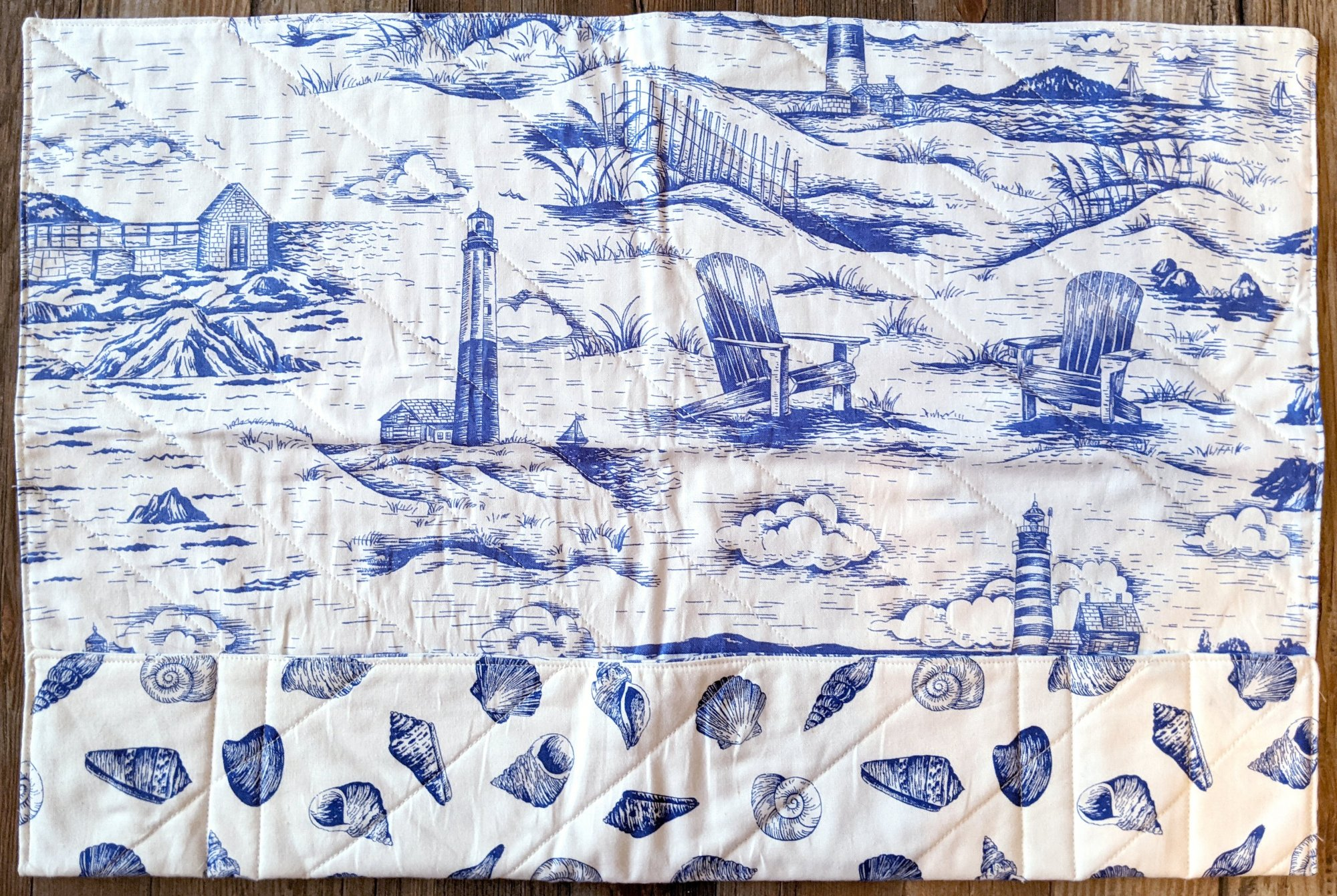 Store Sample - Beach Placemat