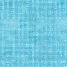 Timeless Treasures Row-C5935  Blue