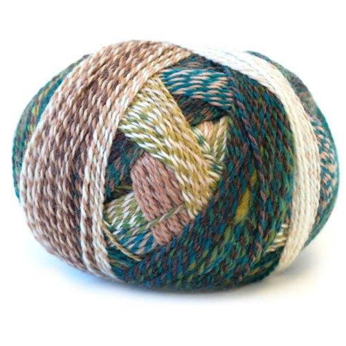Schoppel Zauberball Starke 6 Yarn - Color #2250