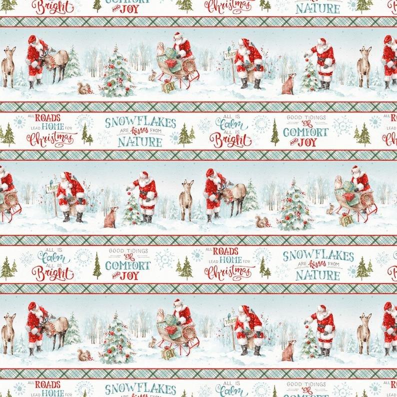 A Magical Christmas 86460 417 border stripe