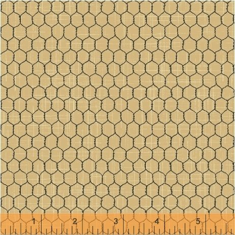 Farm Fresh Chicken Wire beige