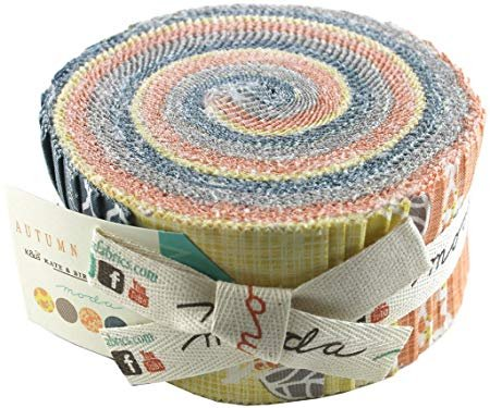 Autumn Woods Jelly Roll