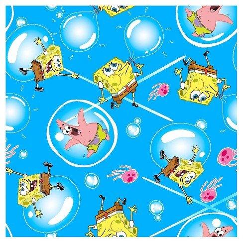 Nickelodeon Sponge Bob Bubbles