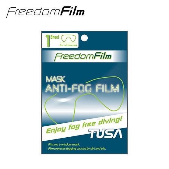 FREEDOM FILM ANTI-FOG (All Single Window masks)