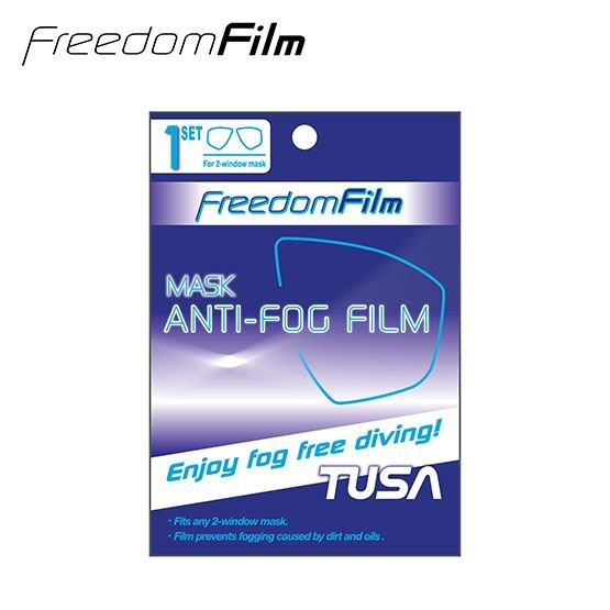 FREEDOM FILM ANTI-FOG (All 2-window masks)