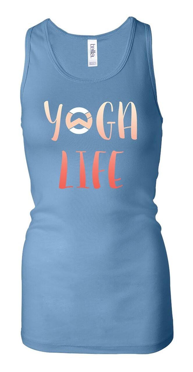 Yoga Life Racerback