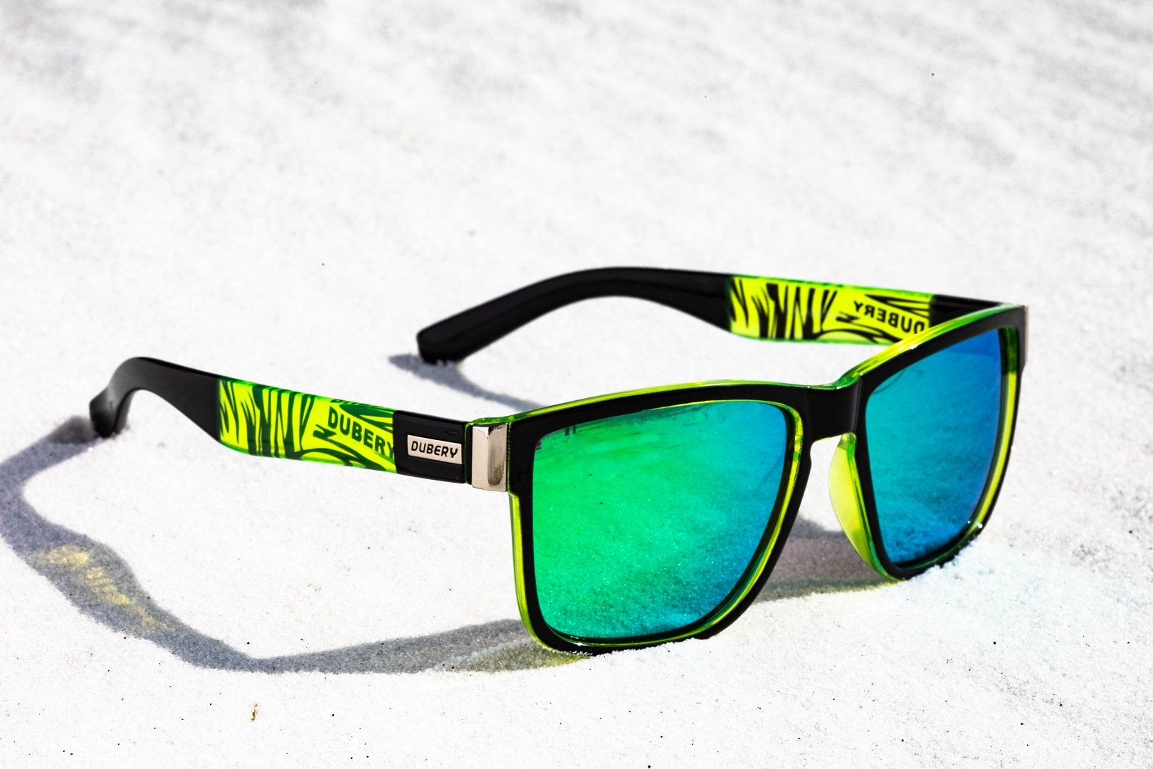 HD Polarized Sunglasses - Green Room