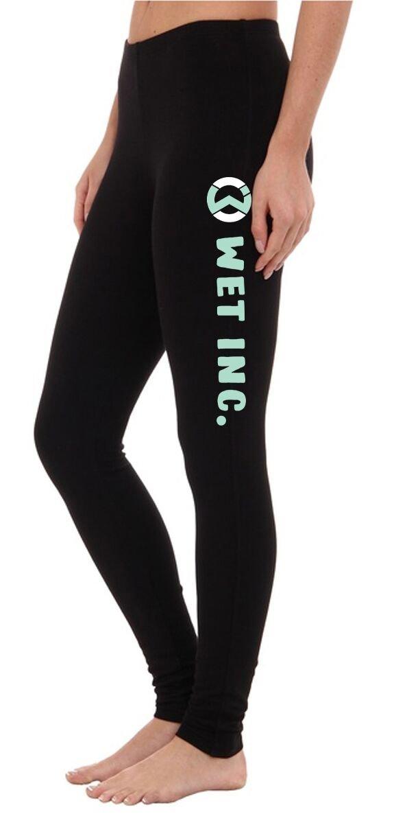Wet  Full- Length Leggings
