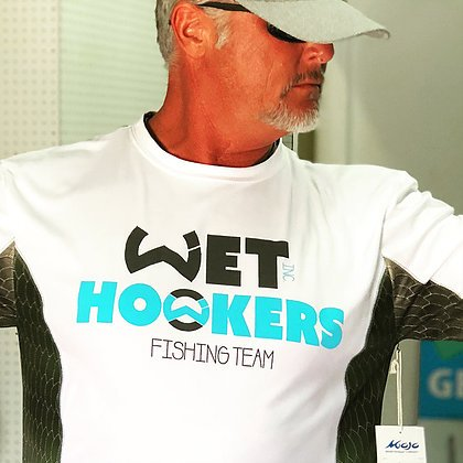 Wet Hookers Fishing Team Finny Collection by Mojo