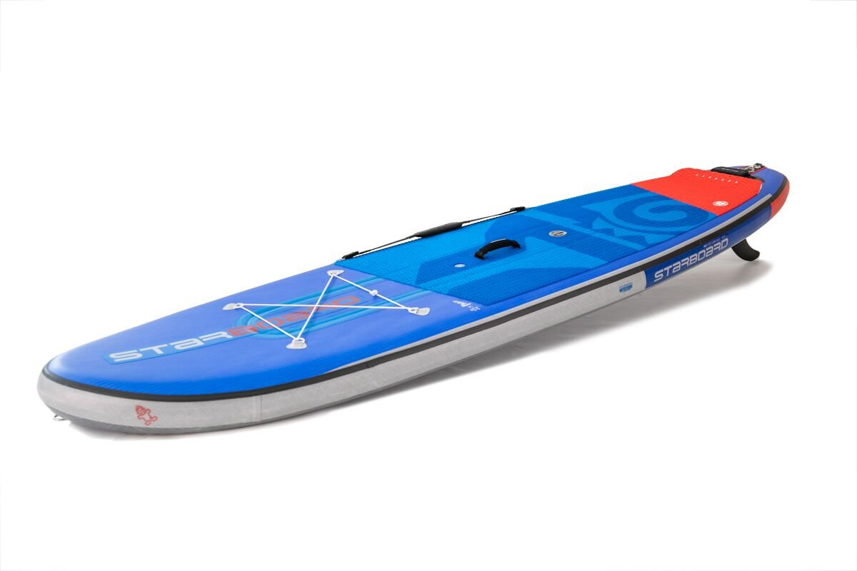Starboard SUP Inflatable iGo Deluxe Double Chamber