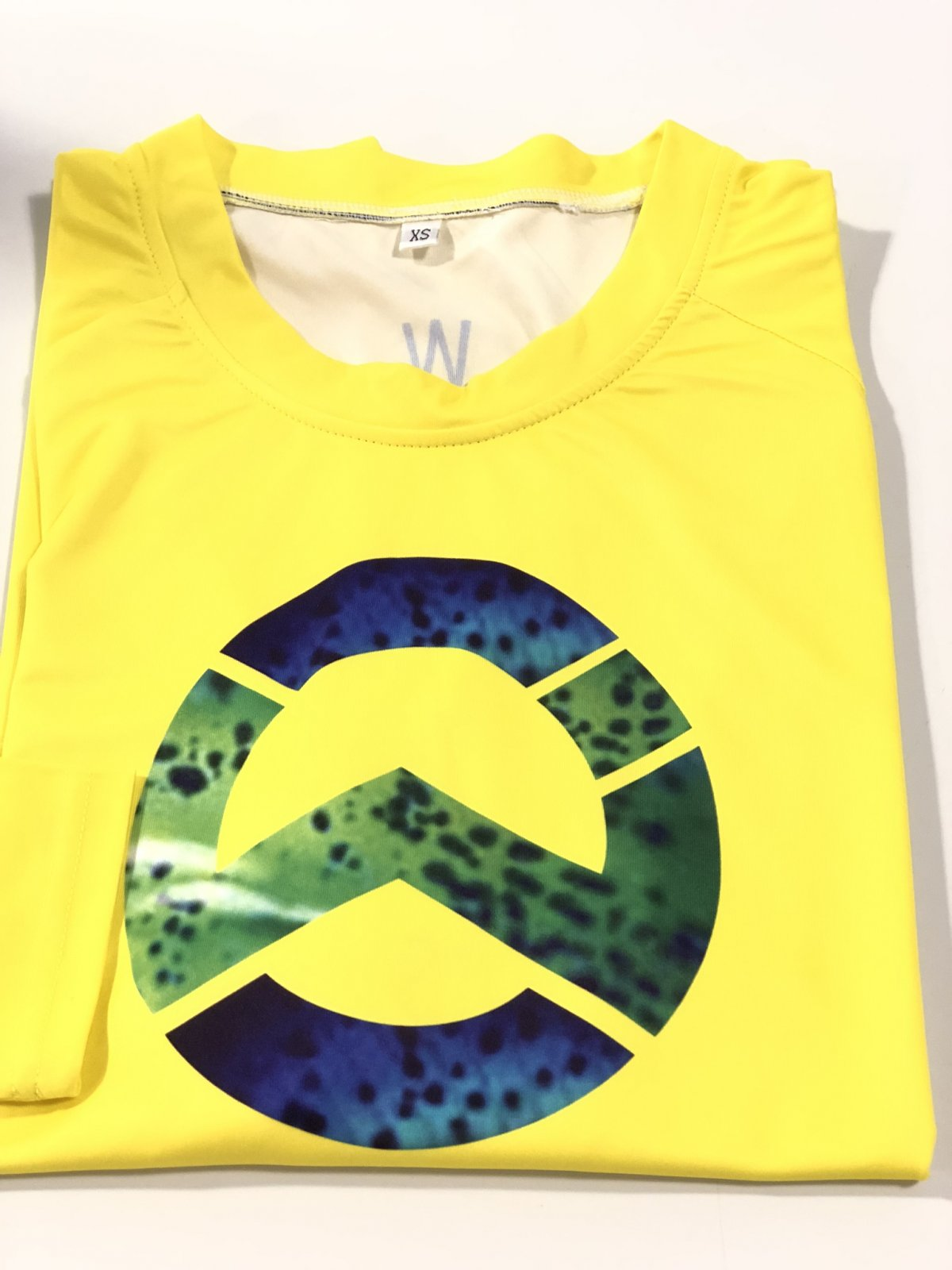 WET Inc  Original LOGO Performance Shirt