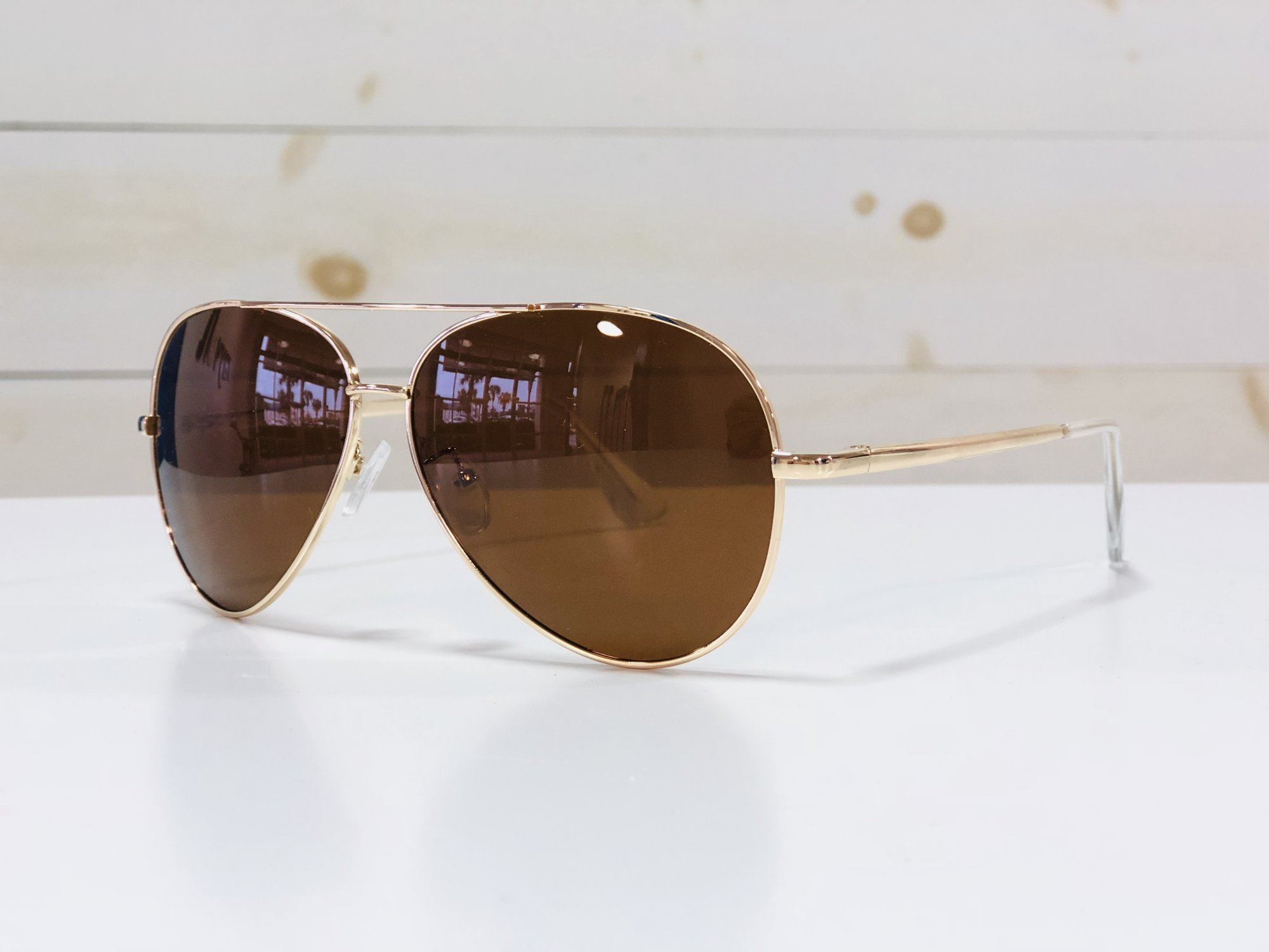 Aviator Classic Cafe Racer Sunglasses