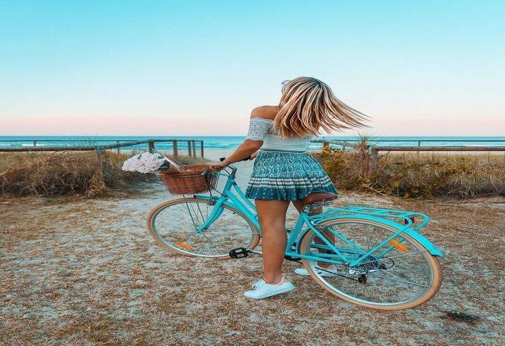 Bicycle rentals in destin