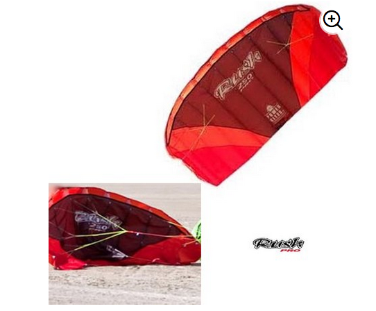 HQ POWERKITES Rush Pro IV 250  Trainer Kite