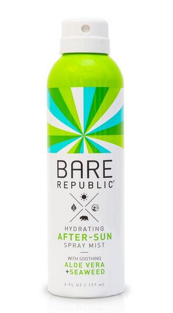 Bare Republic Moisturizing Aloe Vera & Seaweed After-Sun Spray