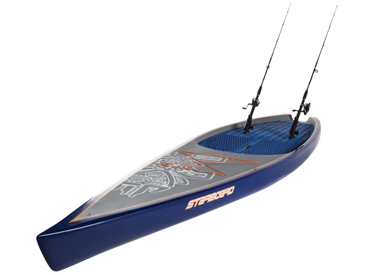 Starboard SUP Stealth Fishing