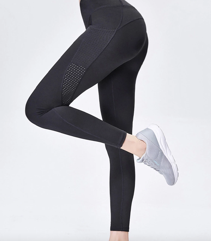 Wet Inc Hollow Out Pocket Leggings