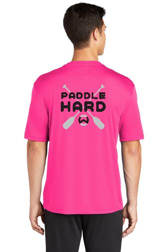 WET Inc Paddle Hard Sport-Tek PosiCharge Competitor Tee
