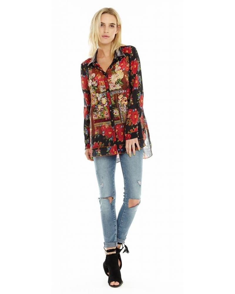 Aratta Night Shimmers Shirt