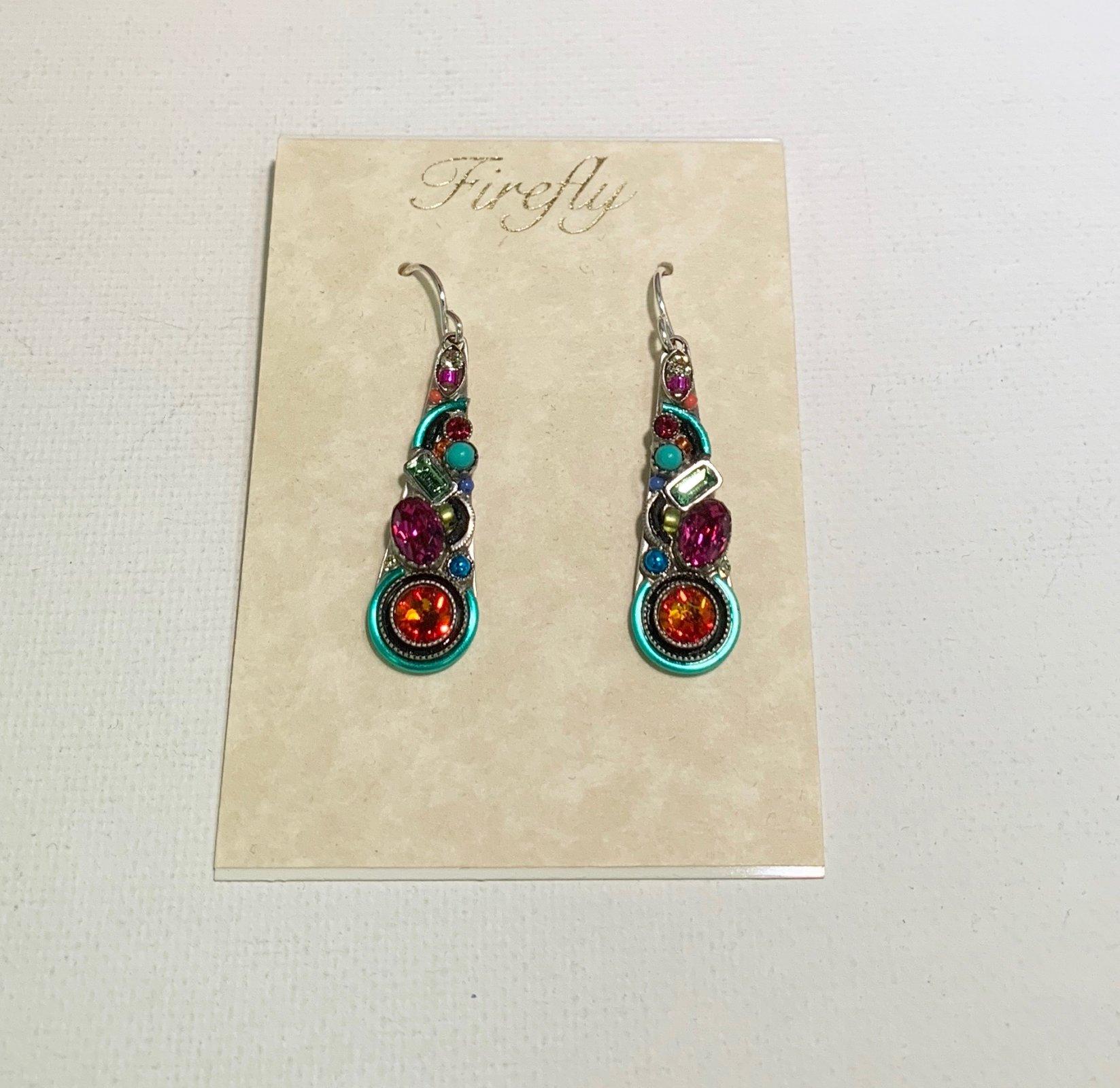 Firefly Elongated Earrings 0008
