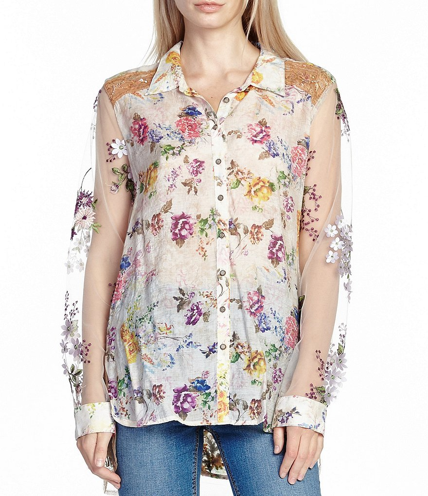 Aratta Empress Marie Louise Shirt