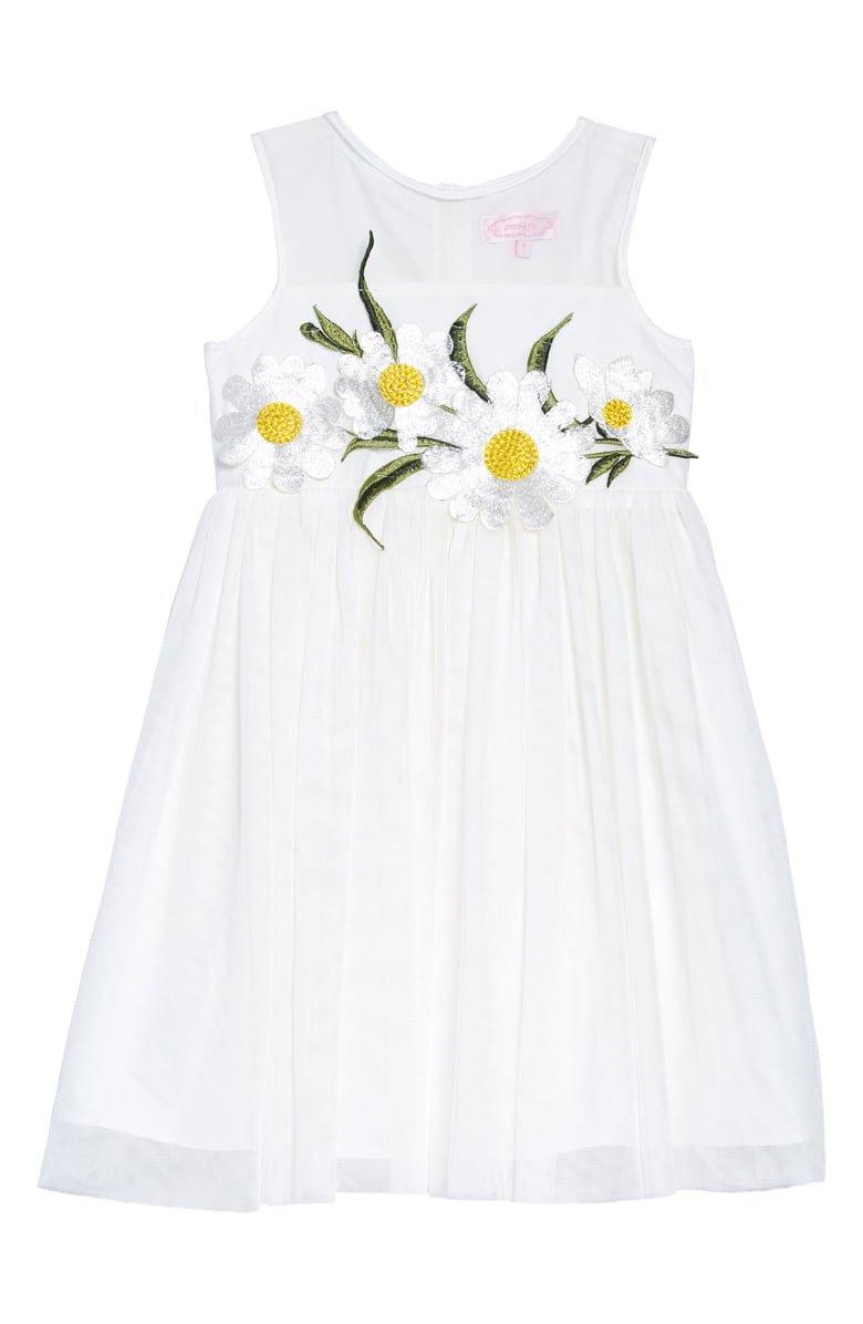 Popatu White Tool Dress Joy