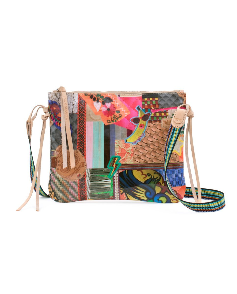 Consuela Patches Crossbody