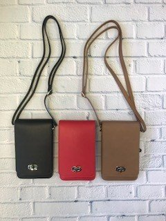 Save The Girls Touch Screen Small Purses