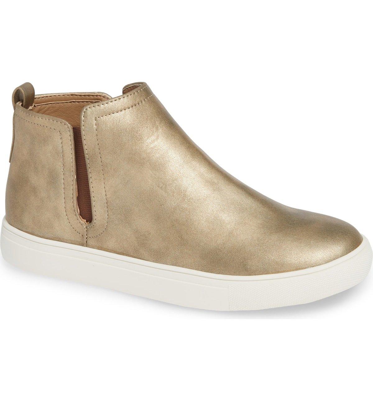 Matisse Camden Gold Sneaker
