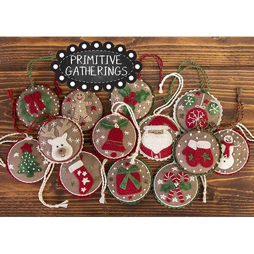 KIT Bakers Dozen Holiday Ornies