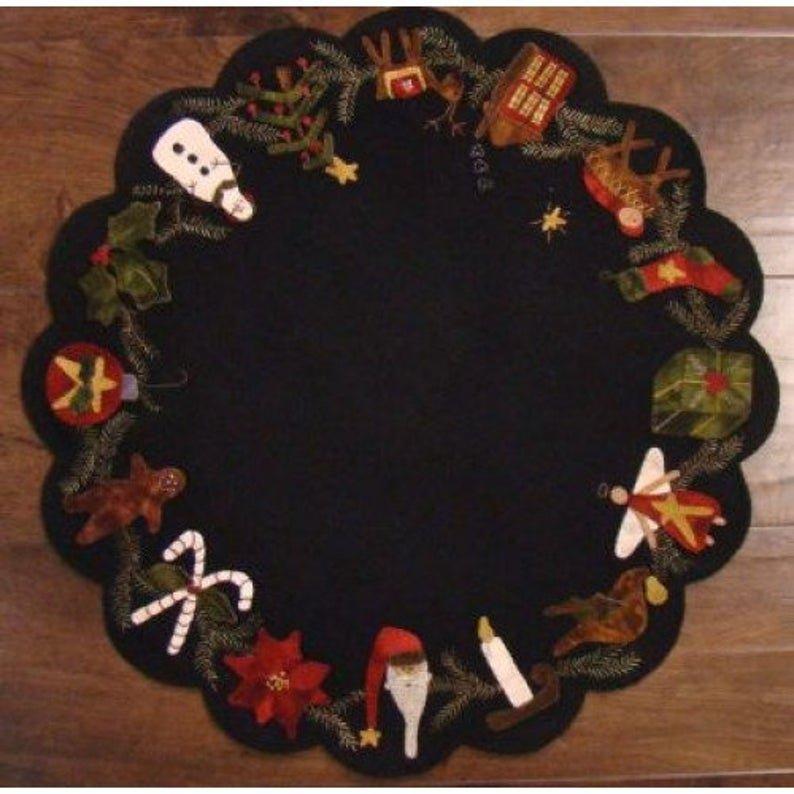 Christmas time table kit