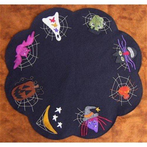 Halloween Table Mat Pattern