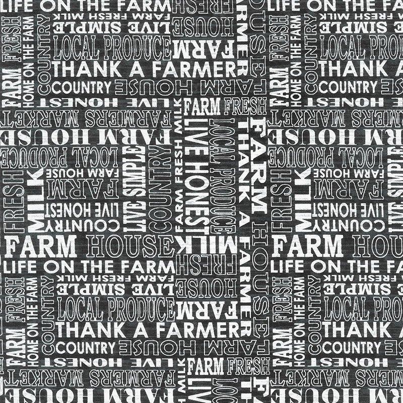 Buttermilk Farmstand Words